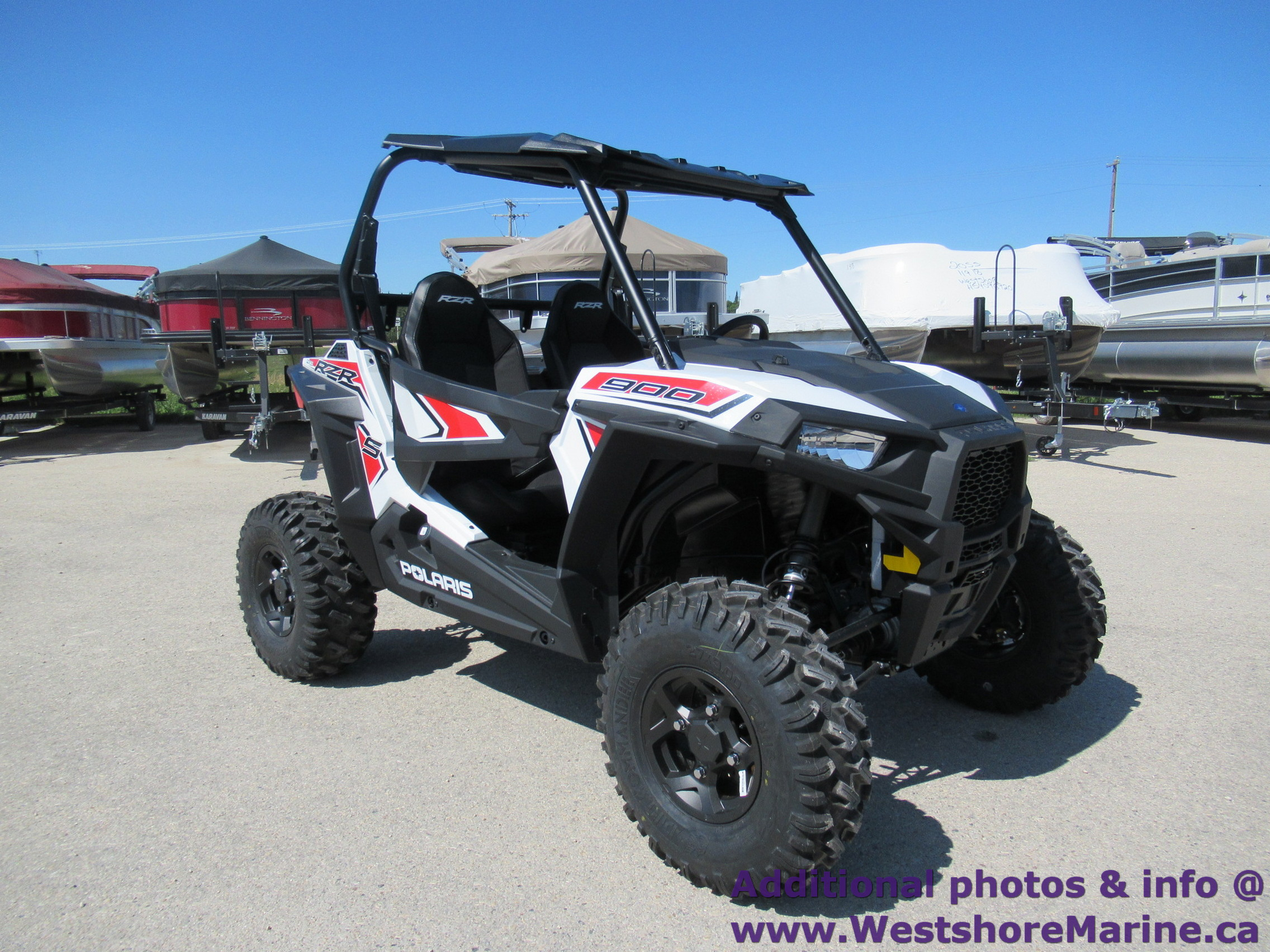 New 2019 Polaris RZR S 900 RTV