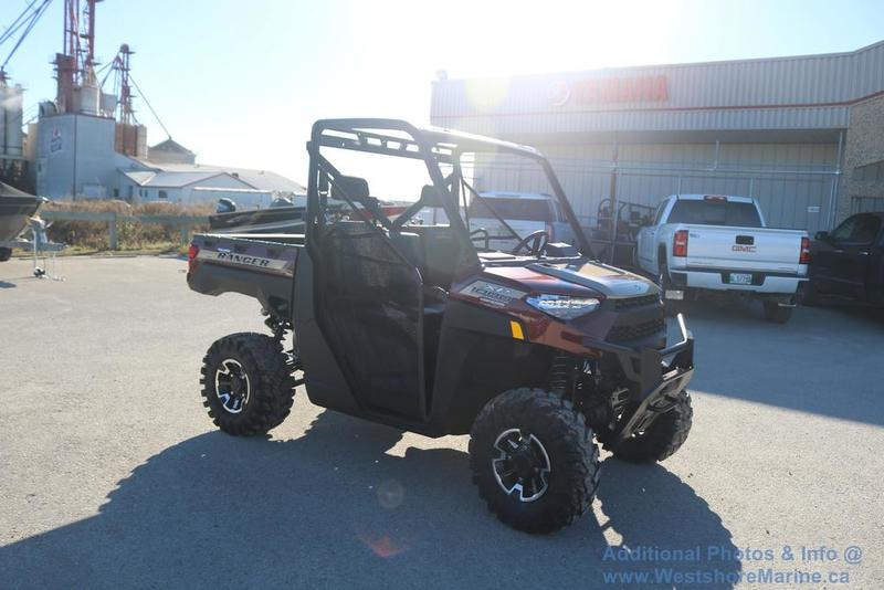 New 2019 Polaris RANGER XP 1000 EPS - 20TH ANNIVERSARY EDITION