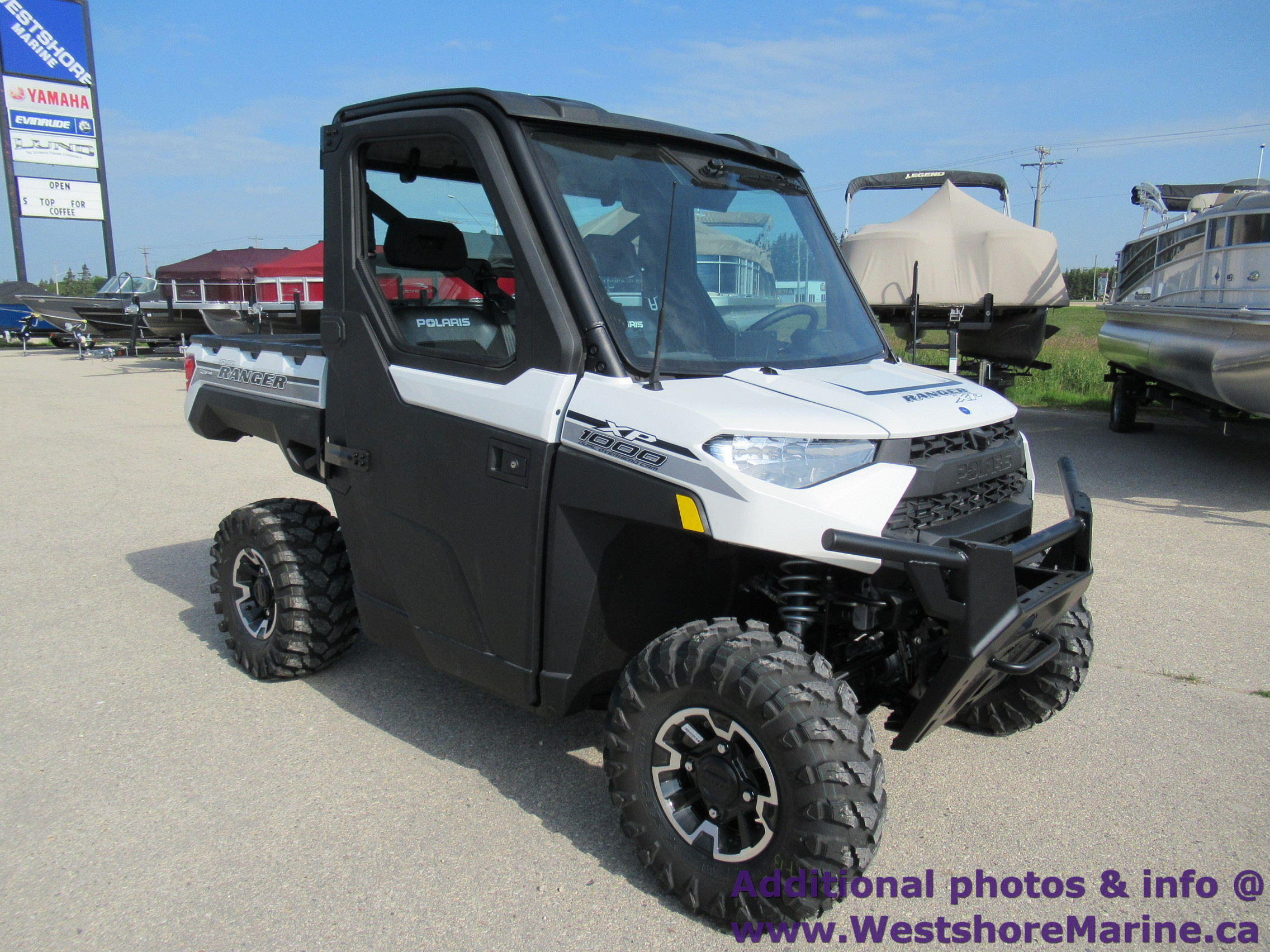 New 2019 Polaris RANGER XP 1000 EPS w/ NorthStar & RideCommand