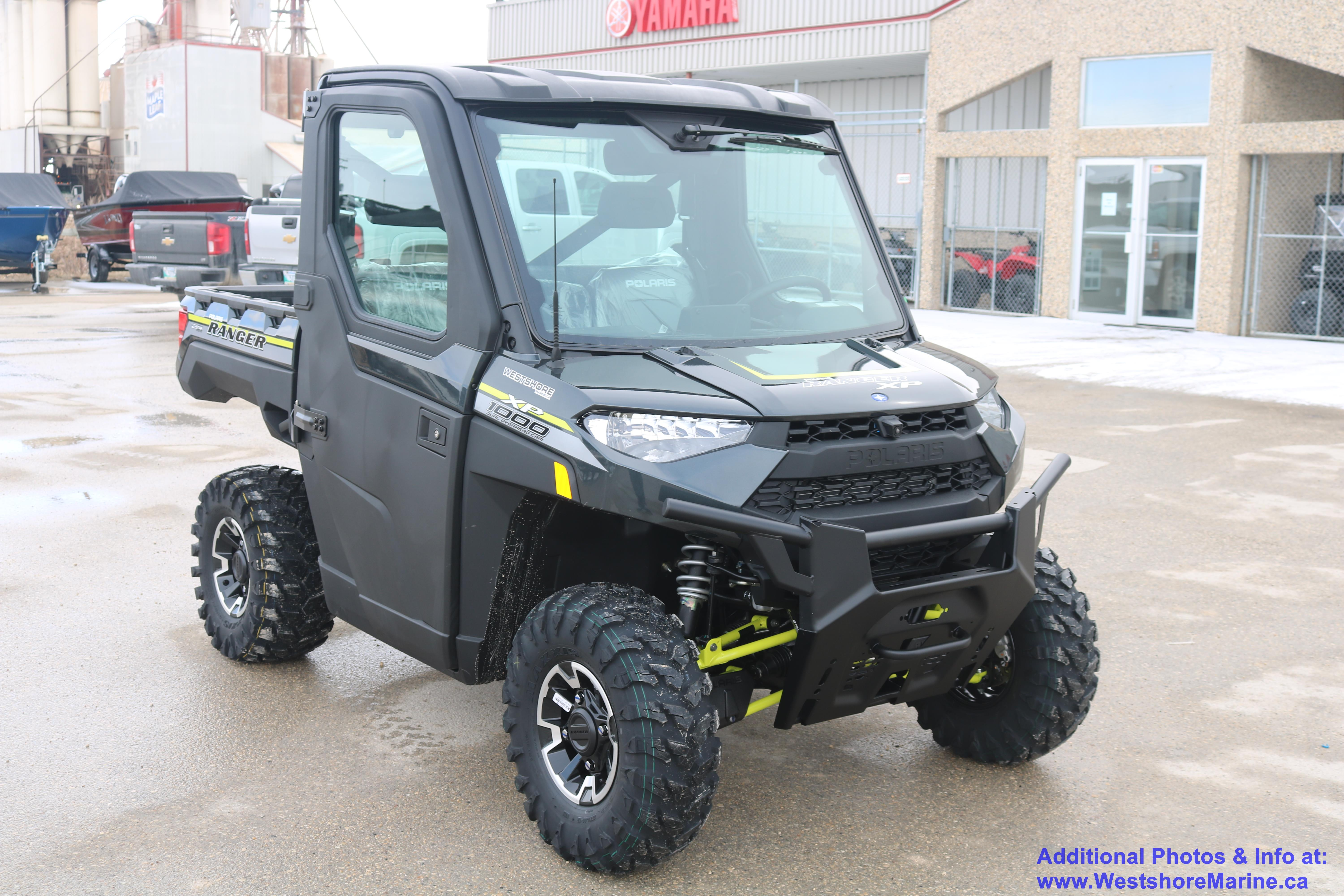 New 2019 Polaris RANGER XP 1000 EPS NORTHSTAR RIDE COMMAND
