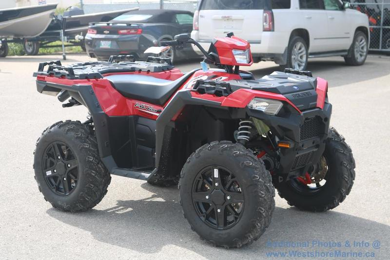 New 2018 Polaris SPORTSMAN XP 1000 W/ POWER STEERING