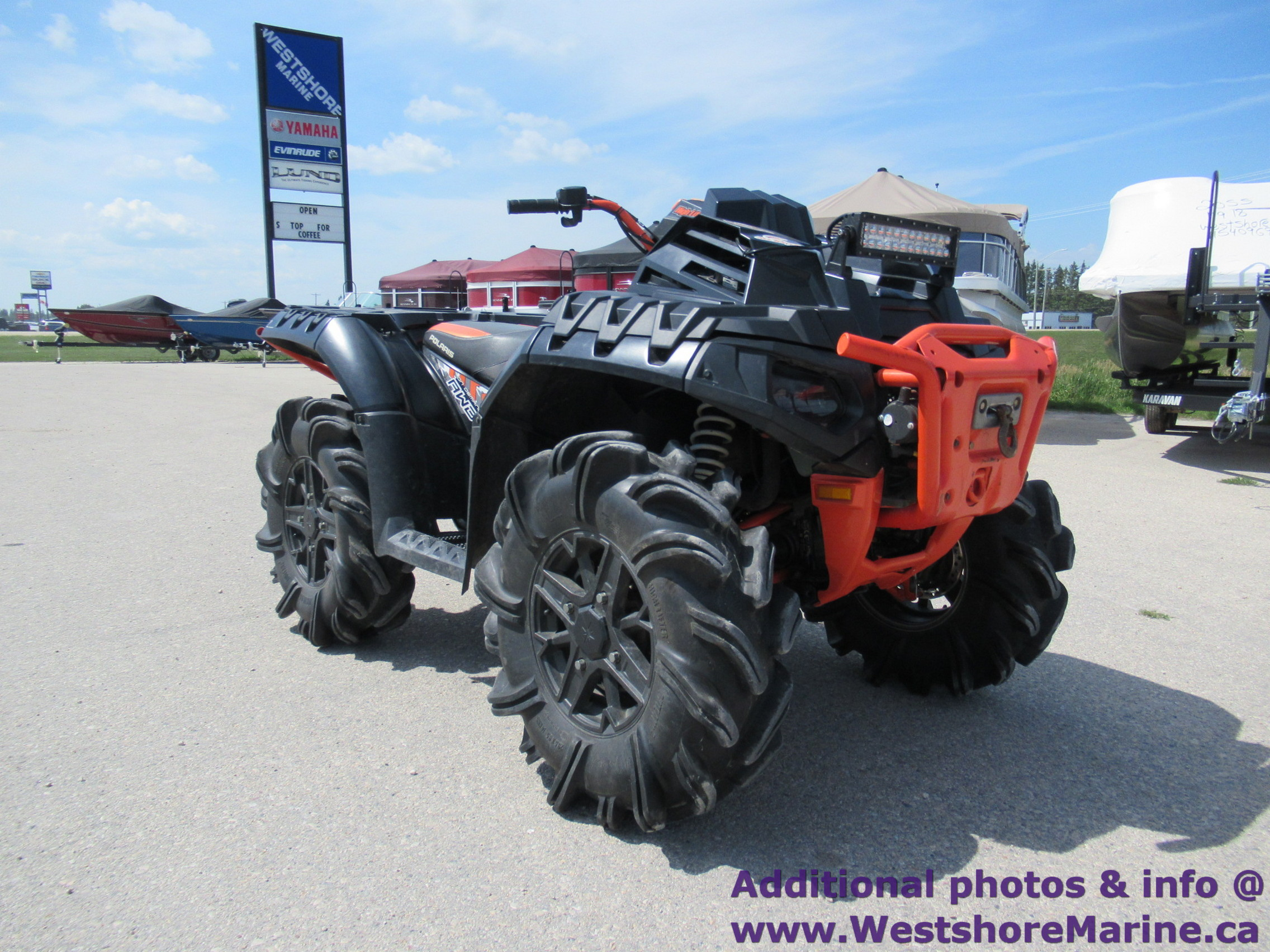 Pre-Owned 2016 Polaris SPORTSMAN XP 1000 HIGH LIFTER EDITION