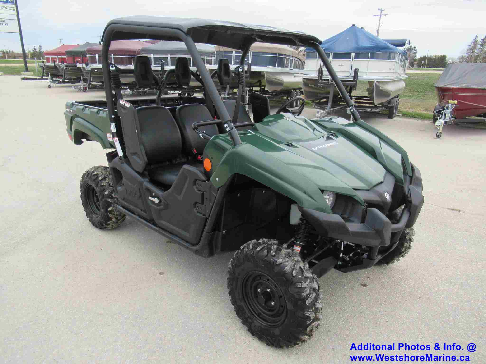 New 2018 YAMAHA Viking EPS (Includes Freight & Setup) JUST REDUCED!