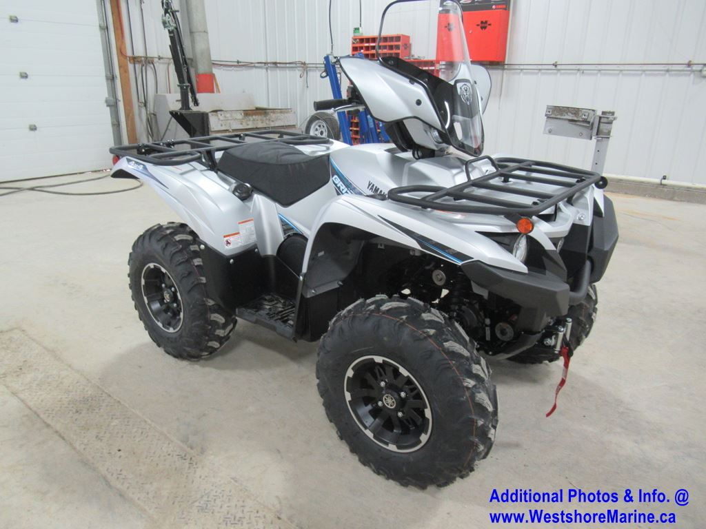 New 2020 YAMAHA GRIZZLY 700 EPS LIMITED EDITION