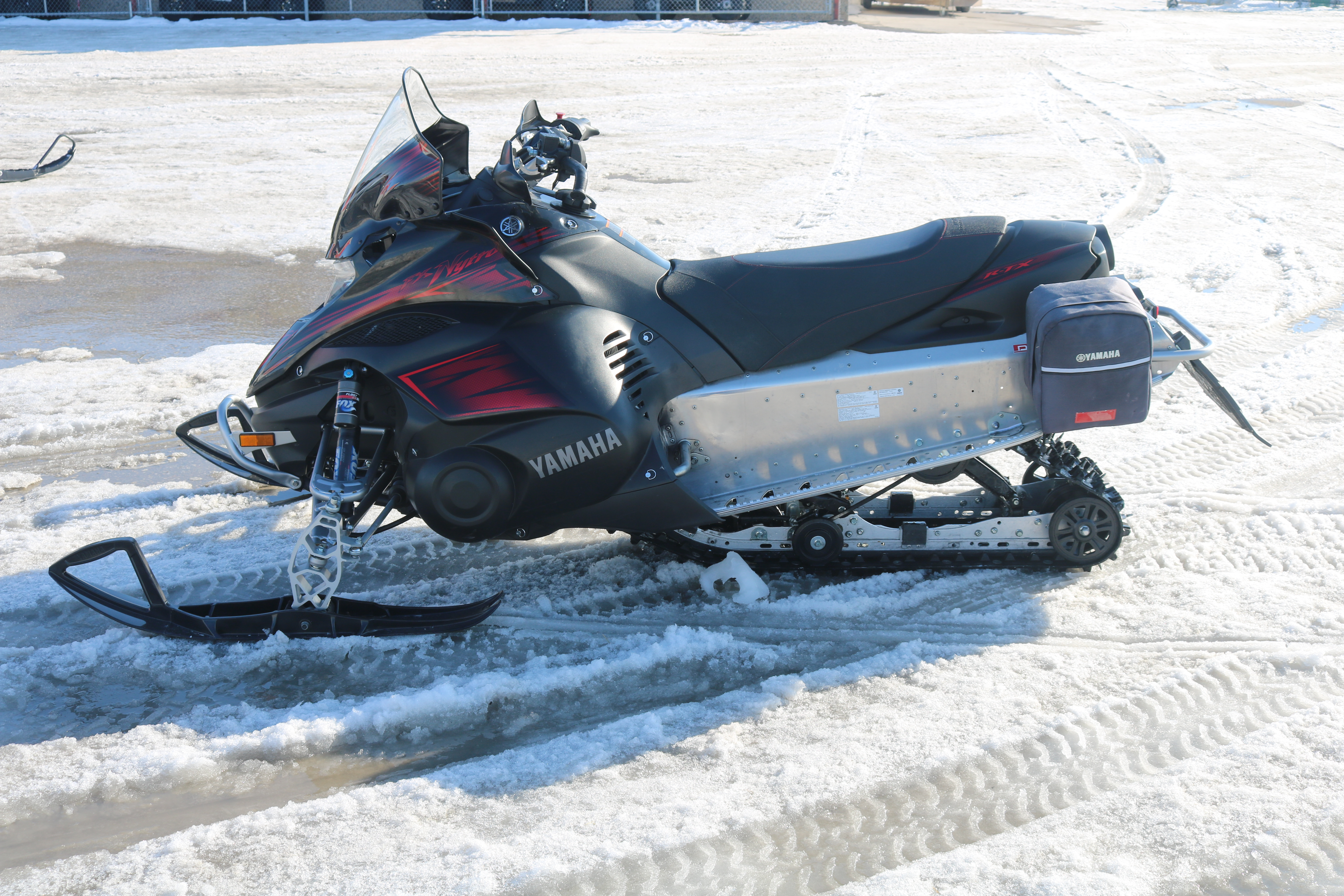 Pre-Owned 2011 Yamaha FX Nytro RTX SNOWMOBILE