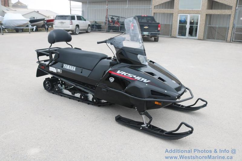 New 2019 Yamaha VK 540