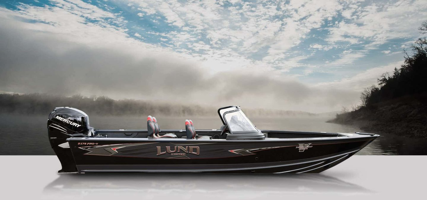 New 2020 Lund Pro-V 2175 Limited Limited