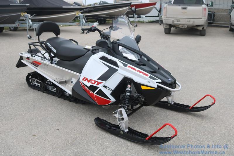 New 2019 Polaris 550 INDY LXT w/ Electric Start