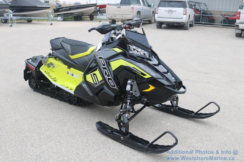 New 2019 Polaris 800 SWITCHBACK PRO-S SNOWCHECK MODEL