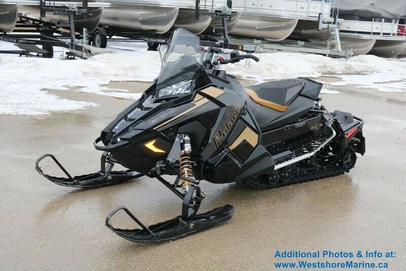 New 2019 Polaris 800 SWITCHBACK PRO-S SC-SELECT