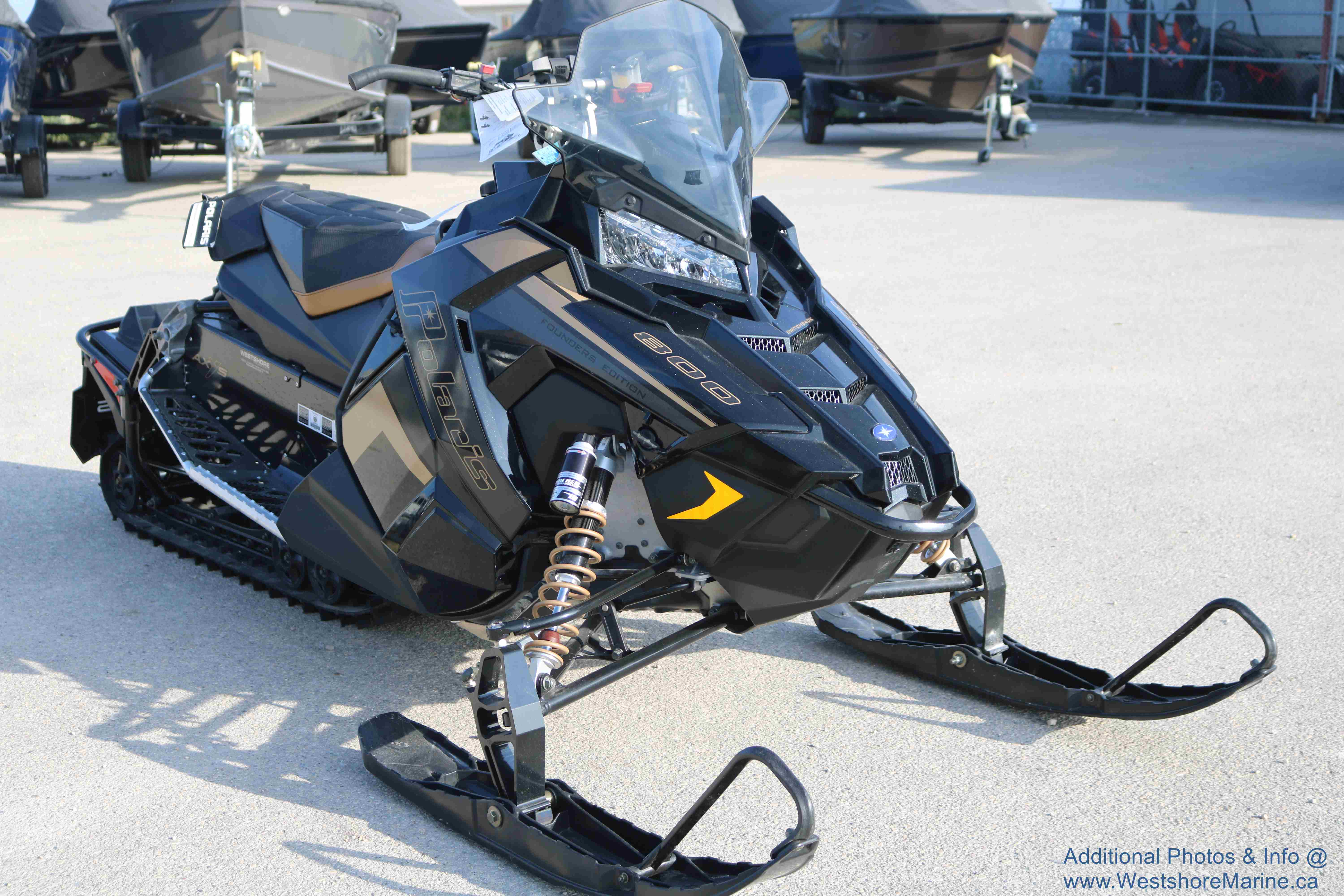 New 2019 Polaris 800 SWITCHBACK PRO-S PIDD / GPS / Electric Start!