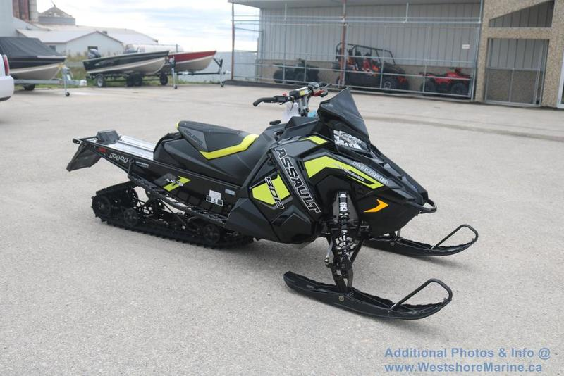 New 2019 Polaris 800 SWITCHBACK ASSAULT 144 SNOWCHECK SELECT