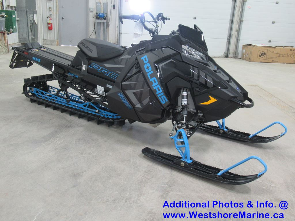 New 2020 Polaris PRO-RMK 850 155 SC-SELECT