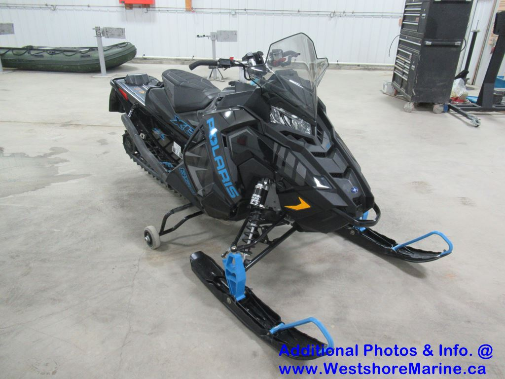 New 2020 POLARIS INDY 850 XC 129 SC SEL
