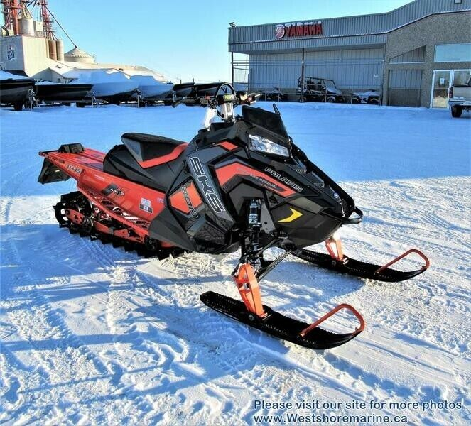New 2019 Polaris 800 SKS 146 SC-SELECT