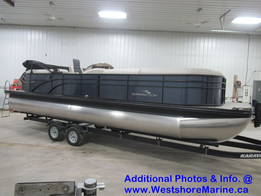 New 2020 BENNINGTON 25 G Series Bar Boat *Loaded* - Free VIP Package Included!