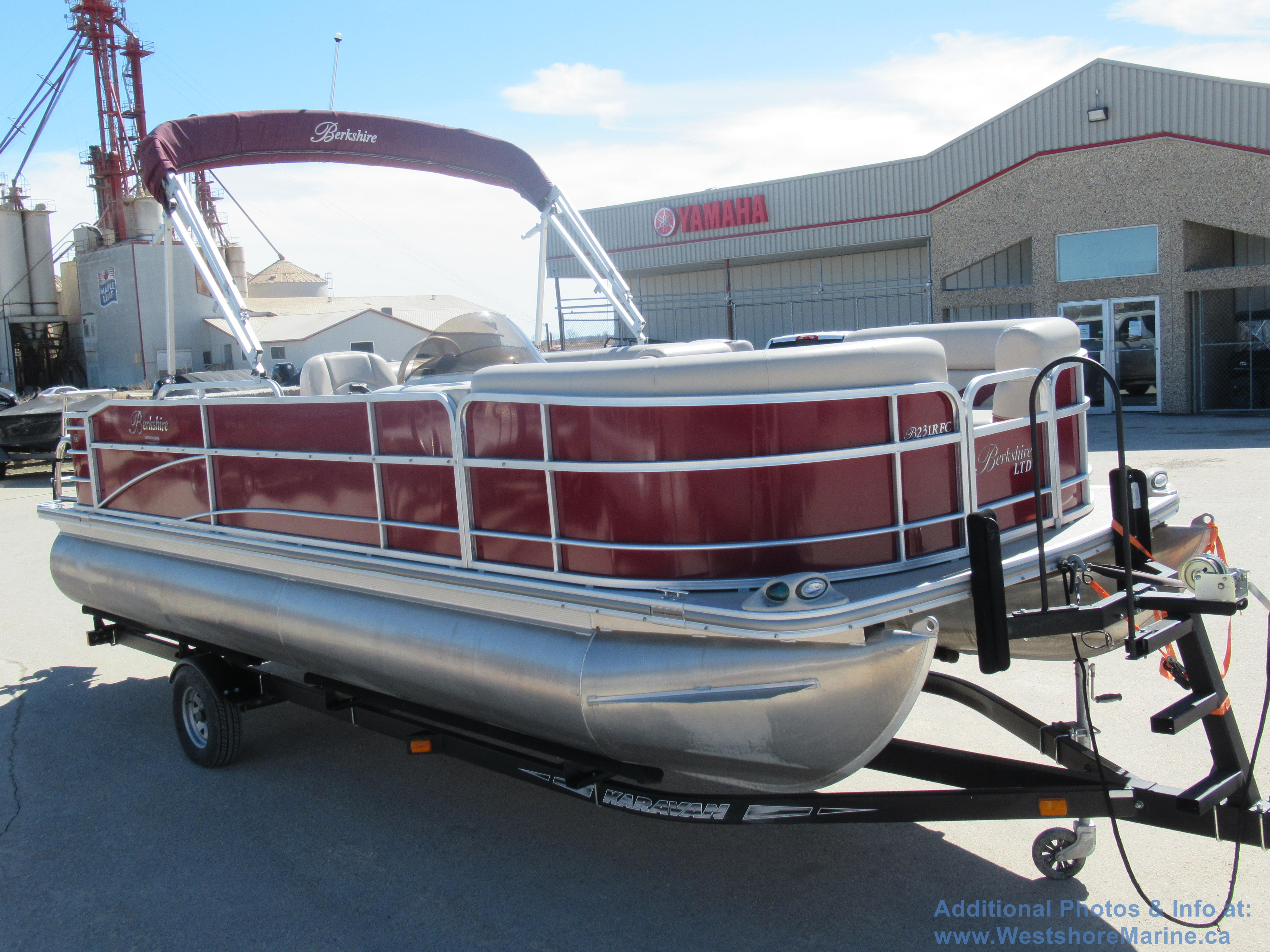 Pre-Owned 2012 FOREST RIVER BERKSHIRE REAR FISH & CRUISE