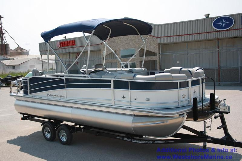 New 2018 BERKSHIRE 23' REAR FISH AND CRUISE (RFC)