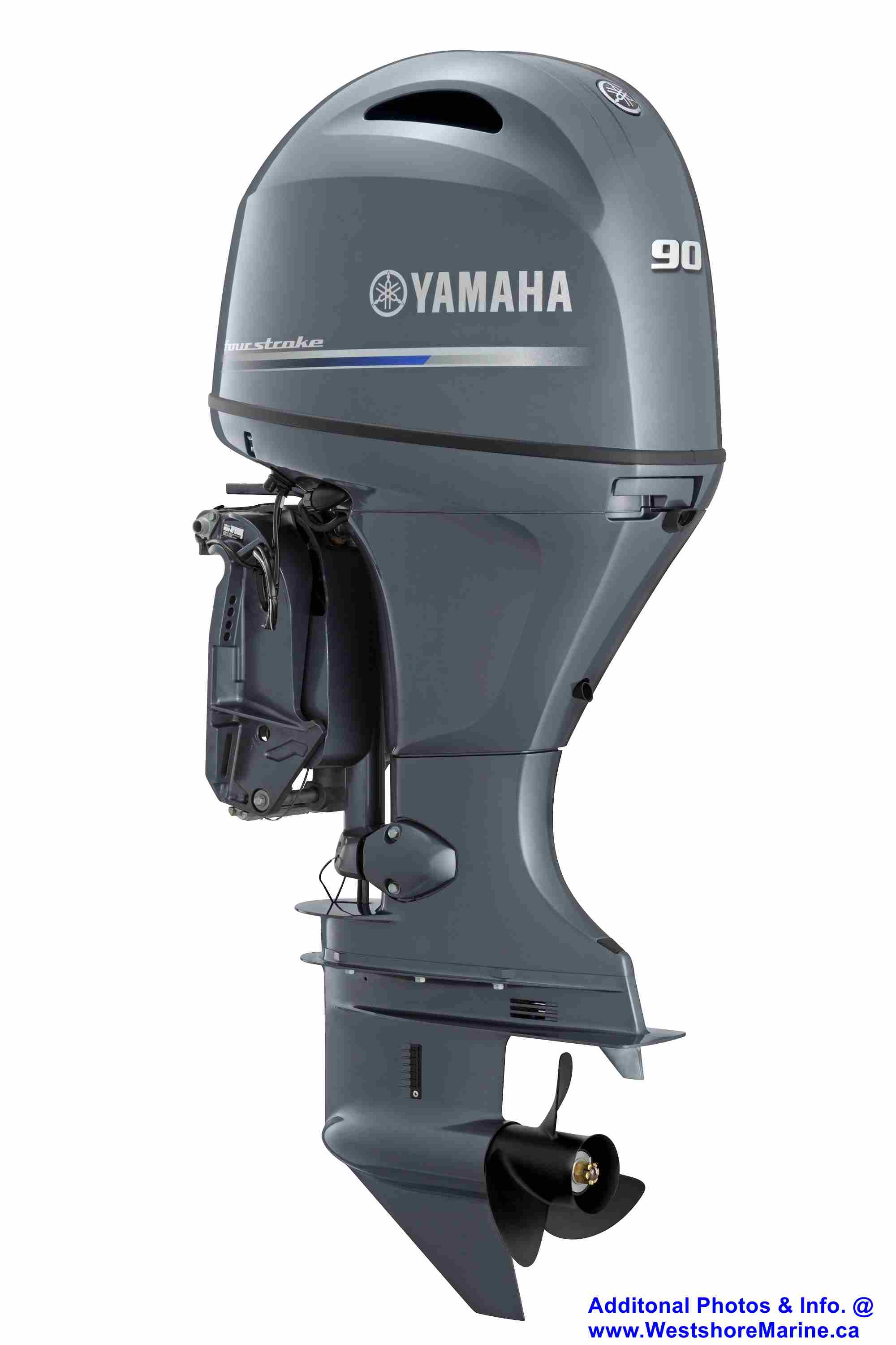 New 2019 YAMAHA 90HP 4-Stroke 20