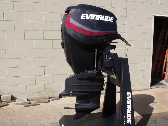 New 2018 EVINRUDE 115HP PONTOON SERIES