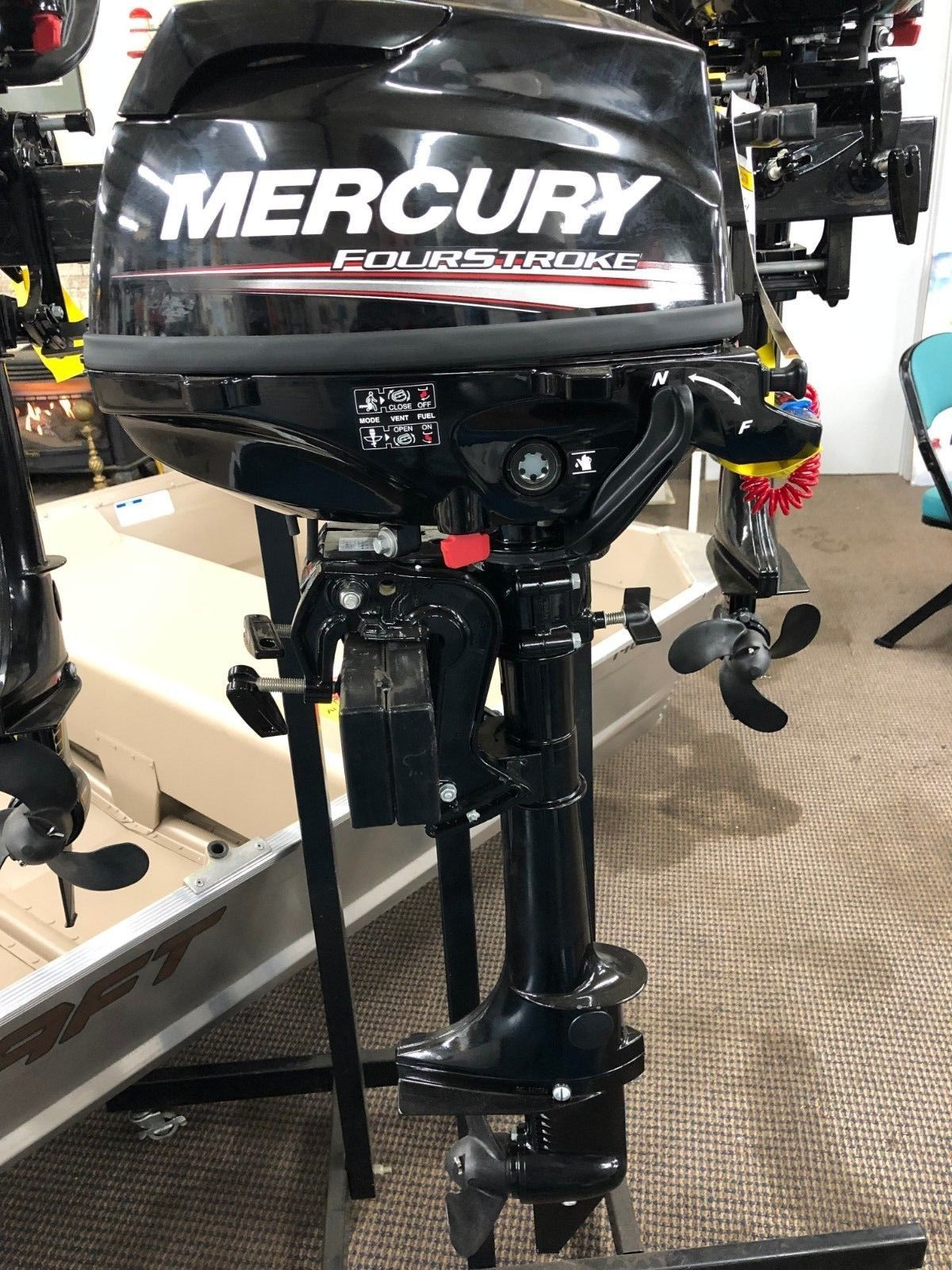 New 2019 MERCURY MARINE 3.5HP