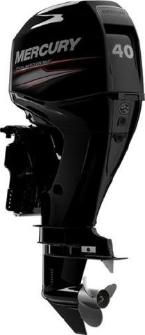 New 2018 MERCURY MARINE 40HP