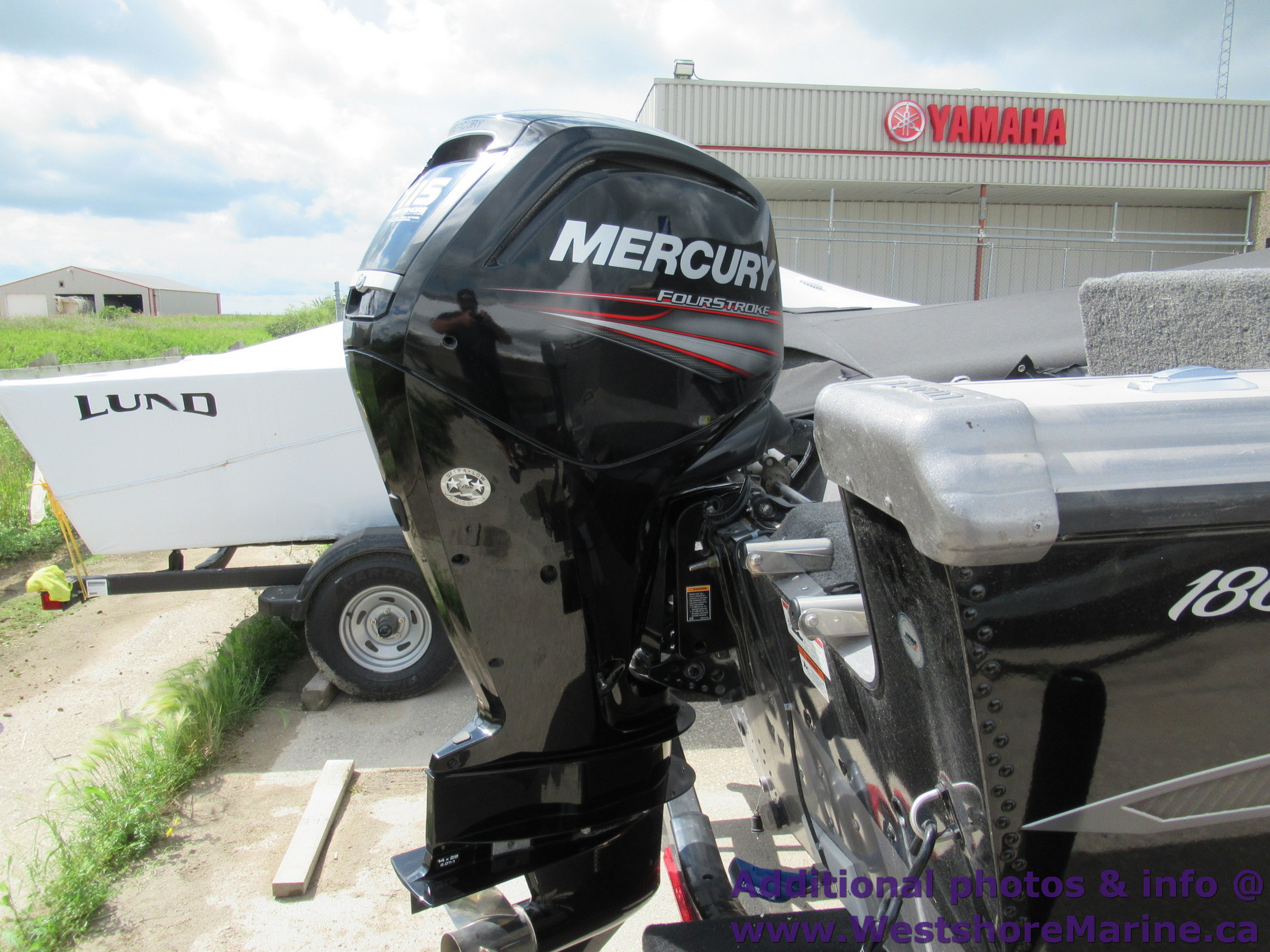New Mercury Outboard Motors for Sale in Arborg | Westshore