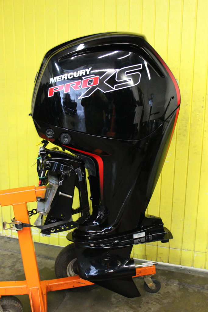 New 2019 MERCURY MARINE 175HP PRO XS OUTBOARD