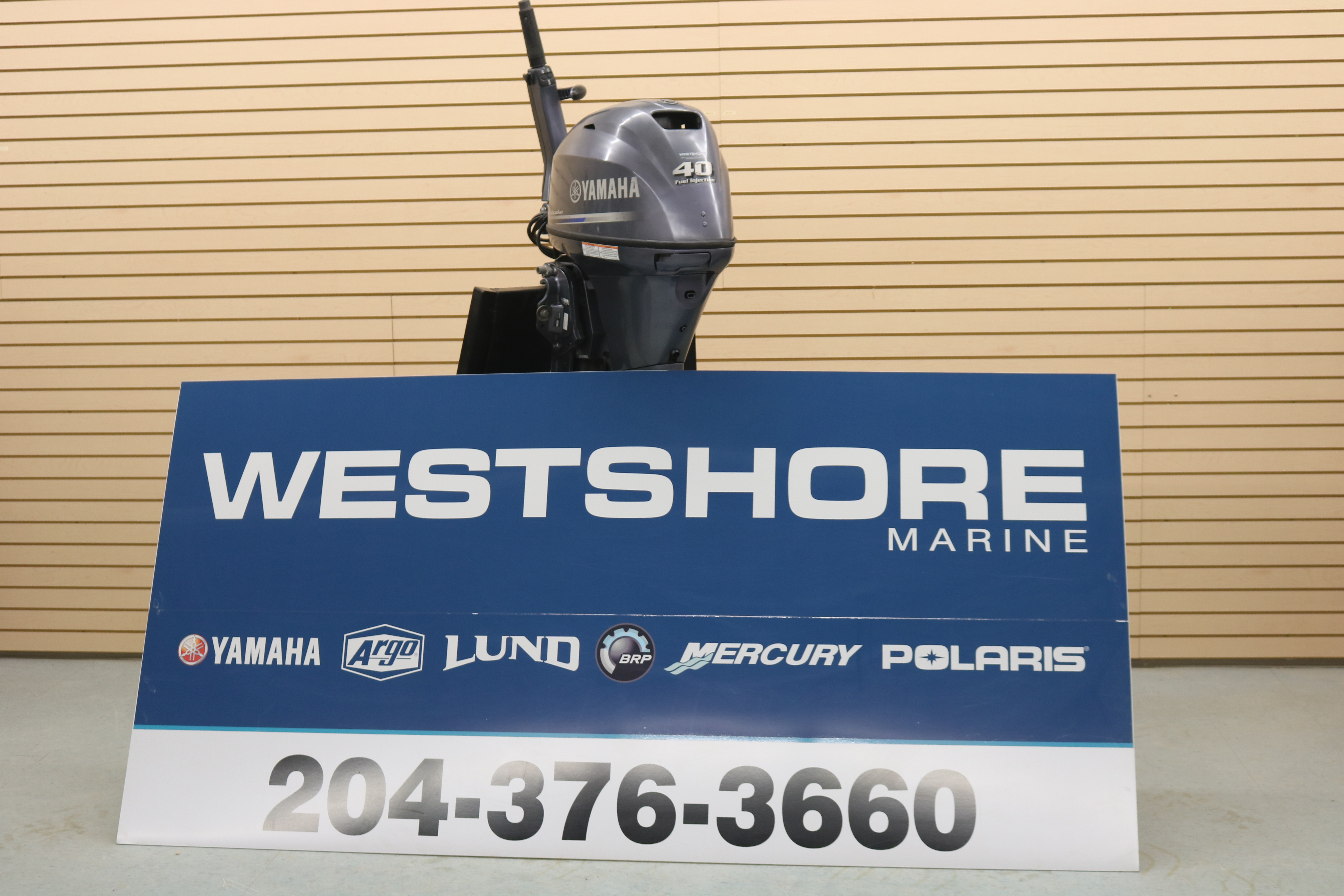 Used Outboard Motors for Sale in Arborg | Westshore Marine