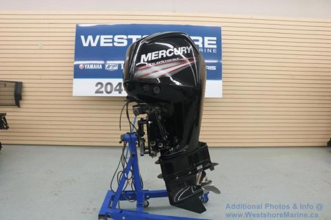 New 2017 MERCURY MARINE 115HP